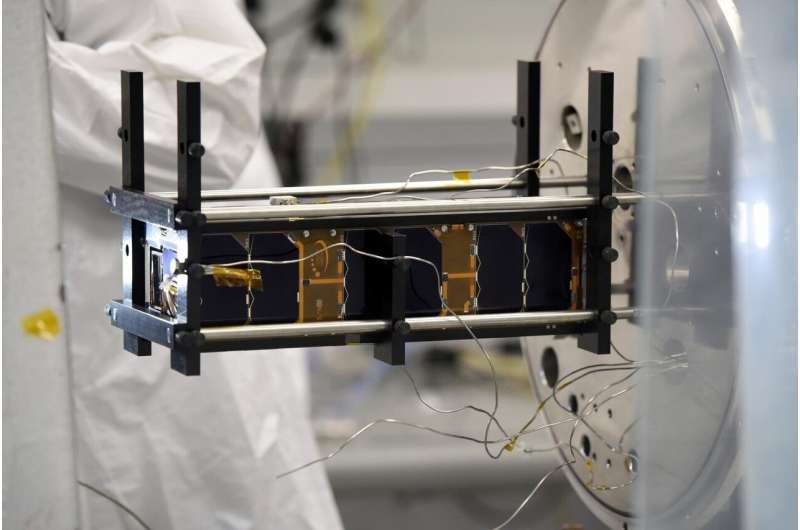 Tel Aviv University builds and plans to launch a small satellite into orbit