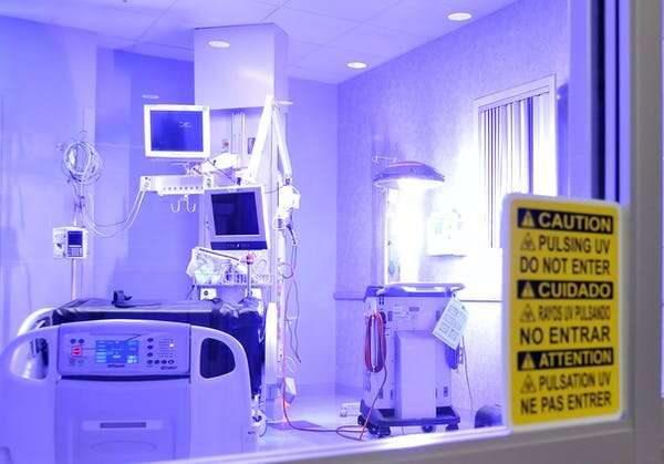 Ultraviolet light can make indoor spaces safer during the pandemic – if it's used the right way