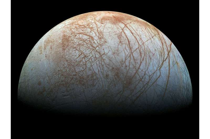 'Racing certainty' there's life on Europa and Mars, says leading UK space scientist