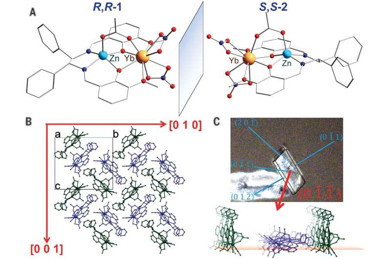 Magnetoelectric coupling in a paramagnetic ferroelectric crystal demonstrated