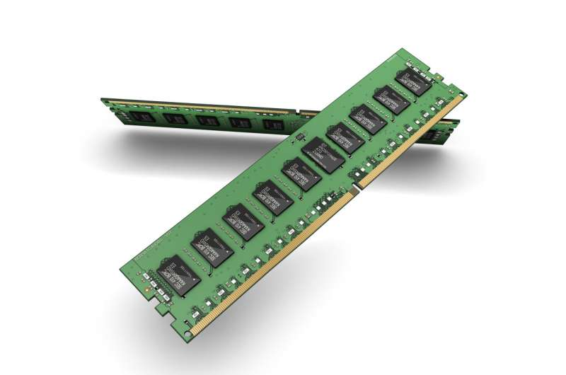 Samsung brings cutting-edge ultraviolet light technology to DRAM production