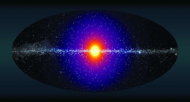 Researchers look for dark matter close to home