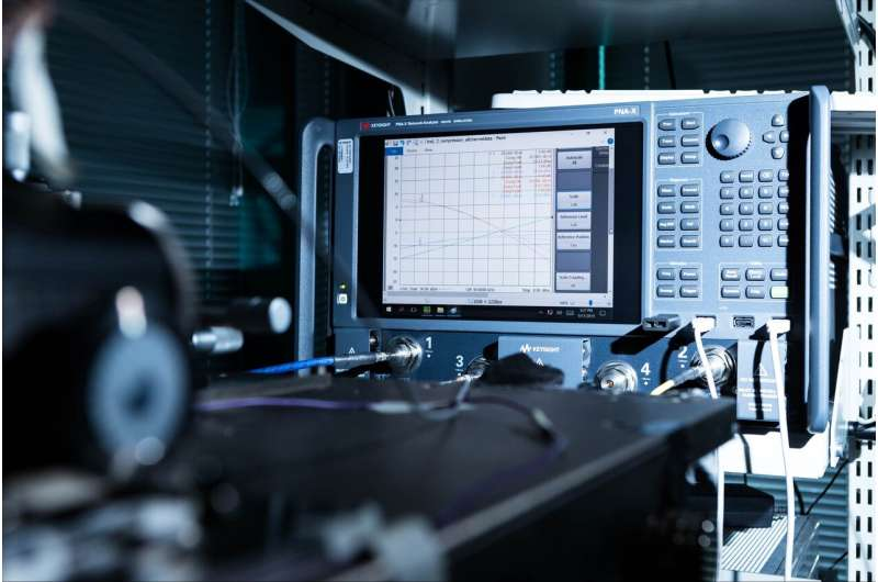 Secure light-based communication through biological tissues