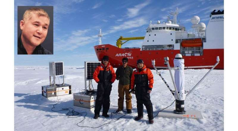 Geophysicist remains optimistic for Arctic ozone layer despite huge hole