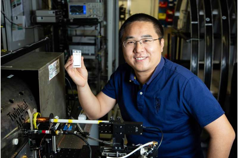 Simple method for measuring the state of lithium-ion batteries