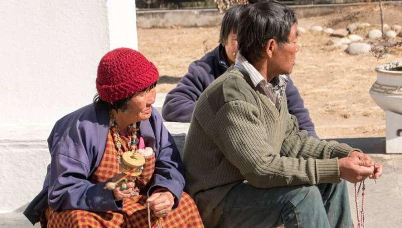 Helicobacter infections hit Bhutan's happiness