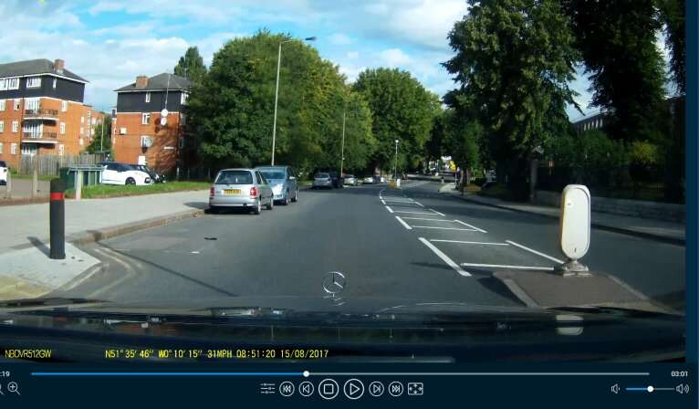 How dashcams help and hinder forensics