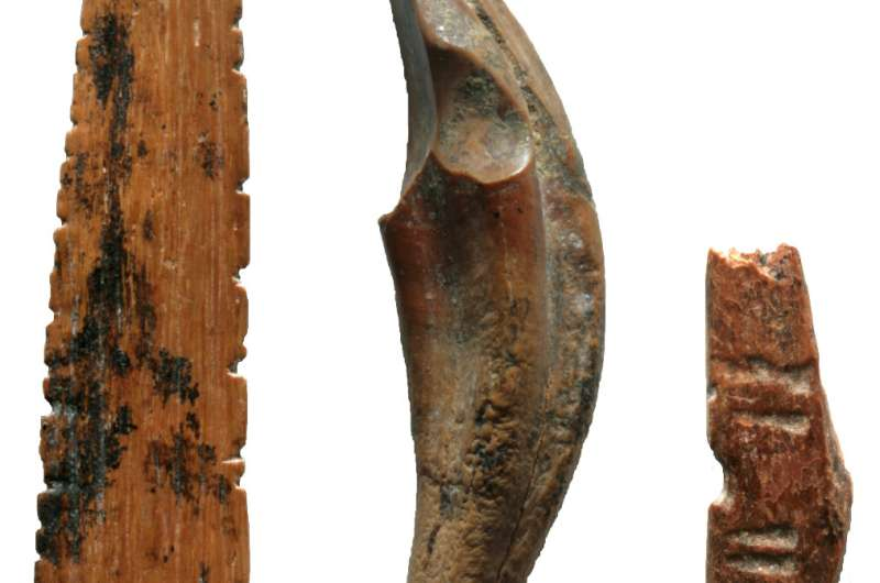 Discovery of oldest bow and arrow technology in Eurasia