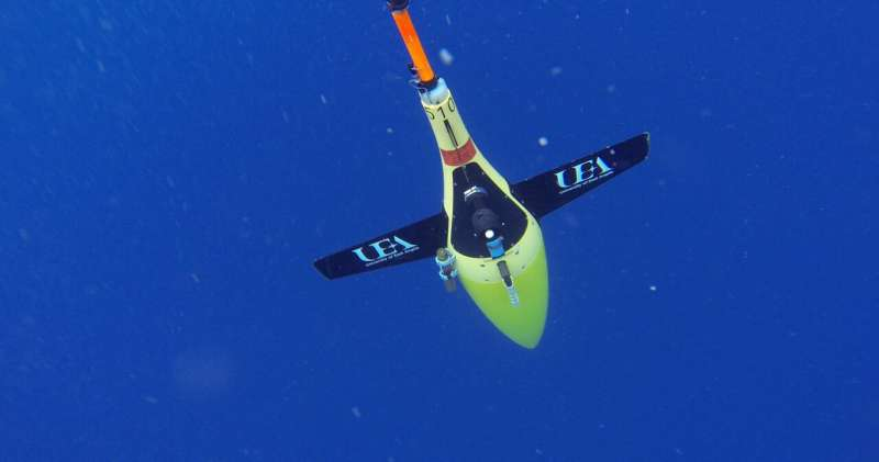 Underwater robots reveal daily habits of endangered whales