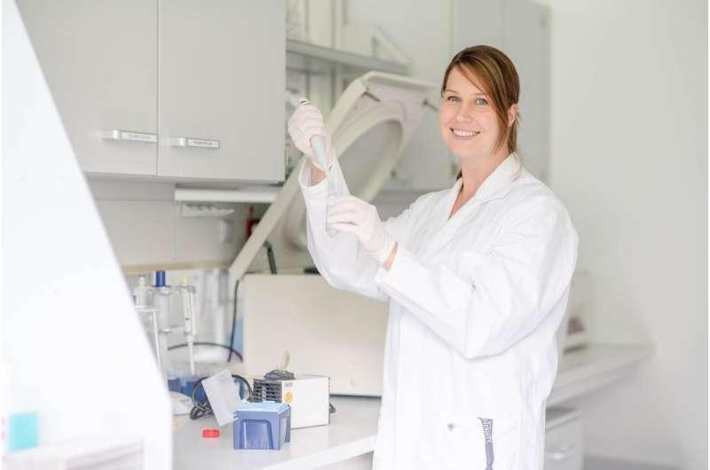 Rapid test for the determination of antibodies against Sars-Cov-2