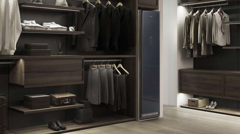 Samsung AirDresser: A $1,049 smart closet meant to save you trips to the dry cleaner