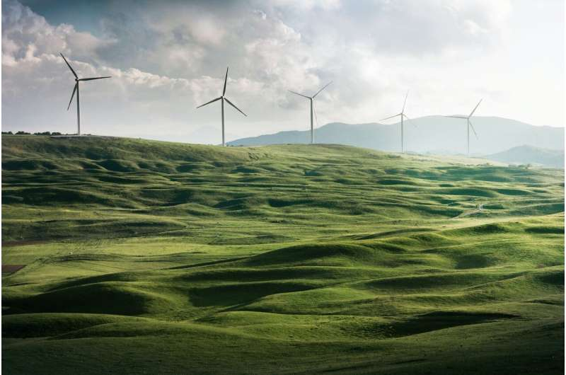 Exploring the impact of climate change on energy systems at both a global and regional scale