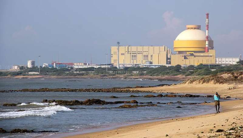 Nuclear plants in Arabian Sea face tsunami risk