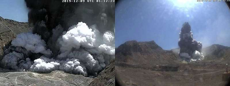 Researcher investigates the most lethal volcanic phenomena on earth