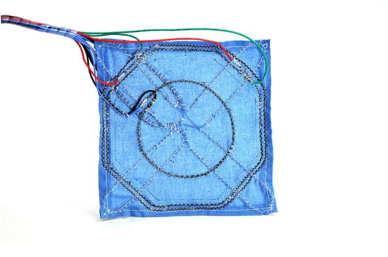 Researchers develop versatile robotic fabric