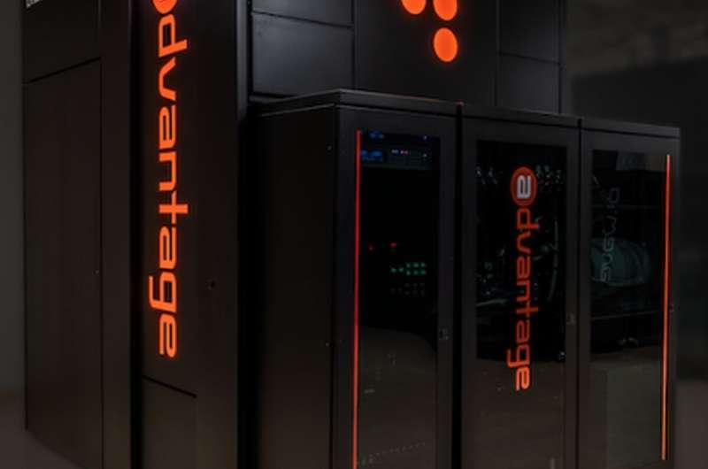 D-Wave announces launch of new Advantage quantum computer for business use