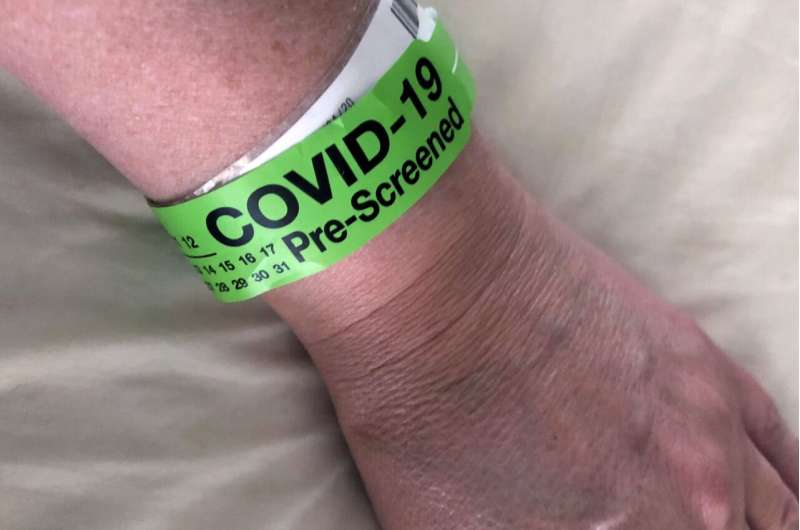 Low risk of COVID-19 infection found among people with congenital heart disease