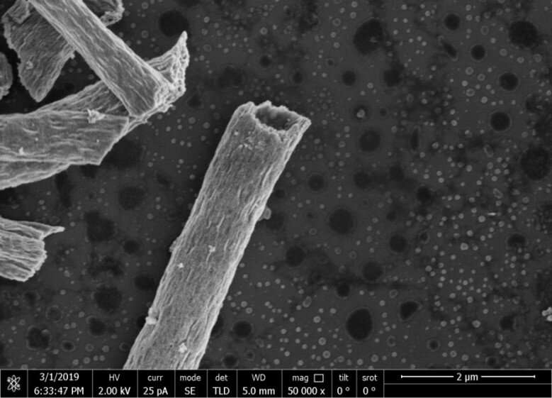 Tuning tubes for better catalysts