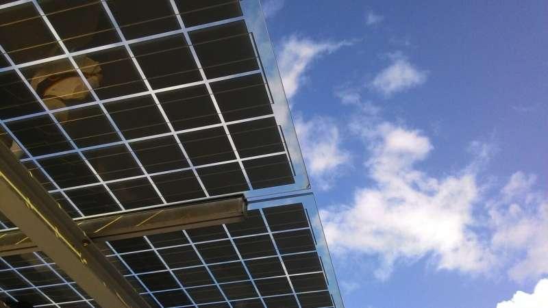 New 2D Ruddlesden-Popper layered perovskite-based solar cells
