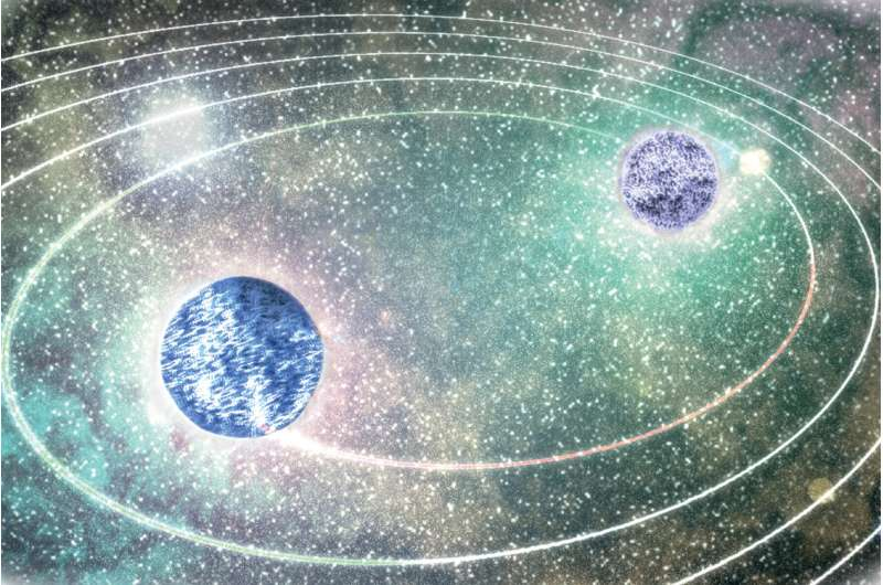 Multi-messenger astronomy offers new estimates of neutron star size and universe expansion