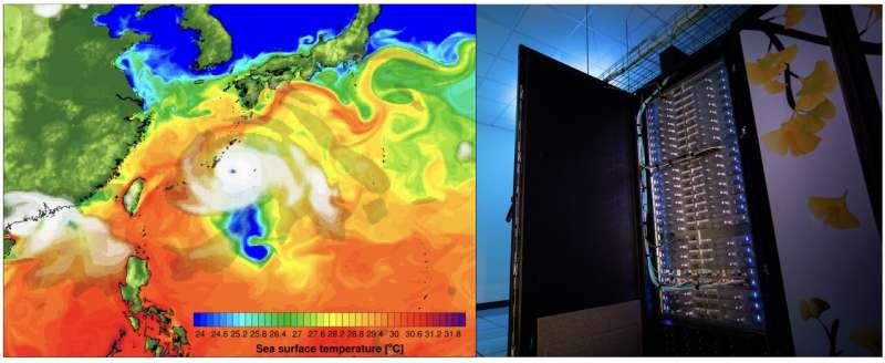 Expect fewer, but more destructive landfalling tropical cyclones