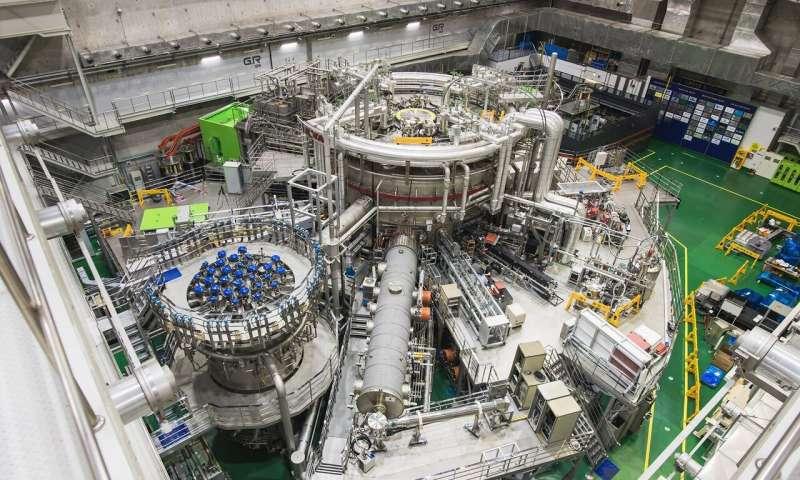 Korean artificial sun, KSTAR, sets the new world record of 20-sec-long operation at 100 million °C