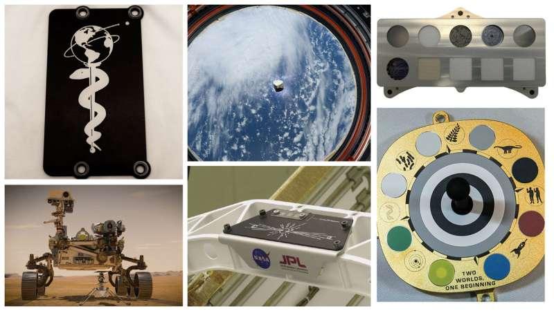 5 hidden gems are riding aboard NASA's Perseverance rover