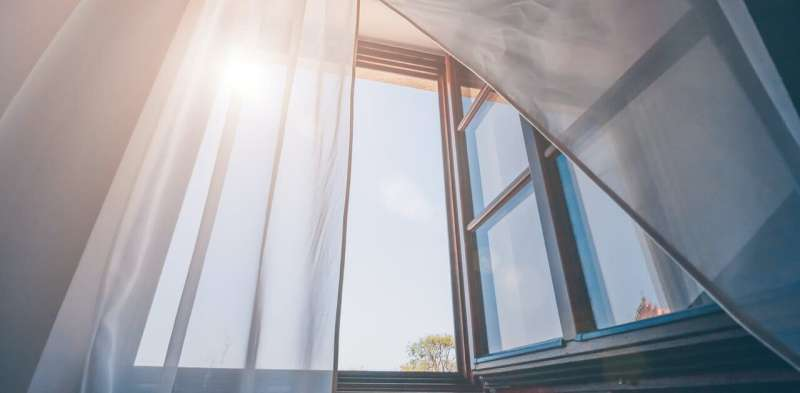 5 tips for ventilation to reduce COVID risk at home and work