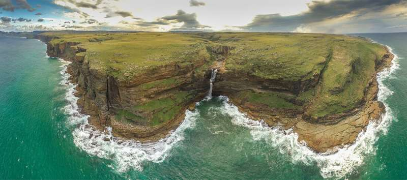 Ancient people relied on coastal environments to survive the Last Glacial Maximum