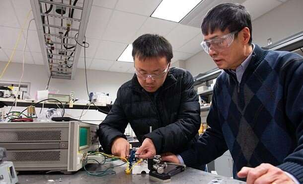 Engineers develop way to improve efficiency and heat tolerance of devices