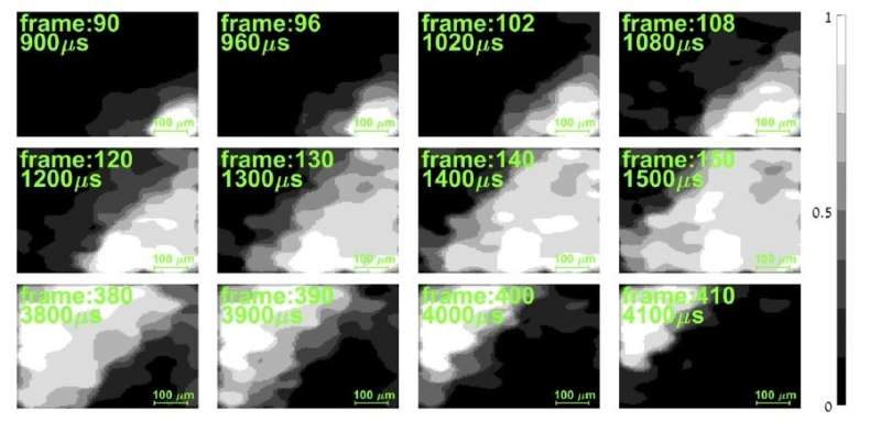 Researchers capture X-ray images with unprecedented speed and resolution