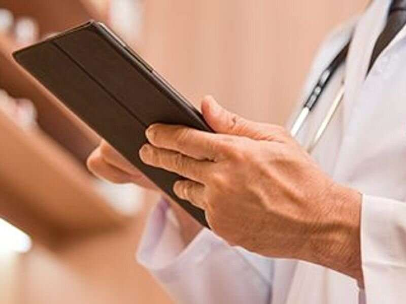 65 percent of office-based doctors can ID patients in need of follow-up