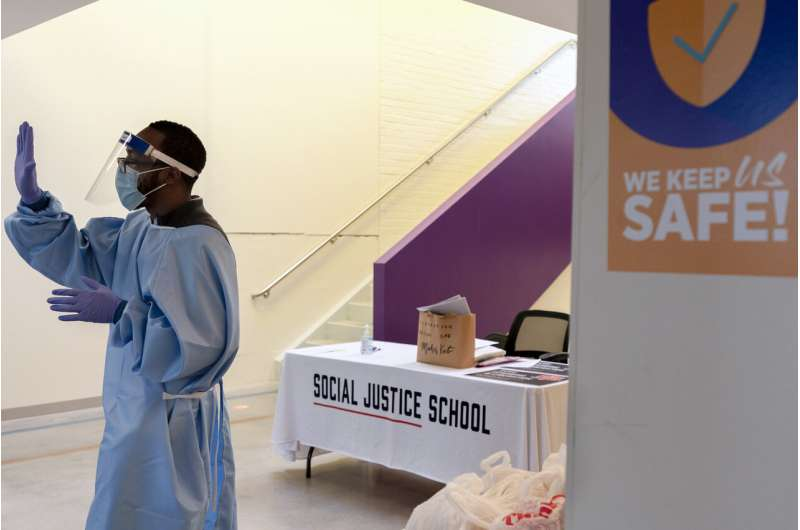 DC charters offer innovations in pandemic-era education