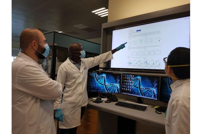 NYUAD researchers develop protocol for a more accurate COVID-19 testing technique