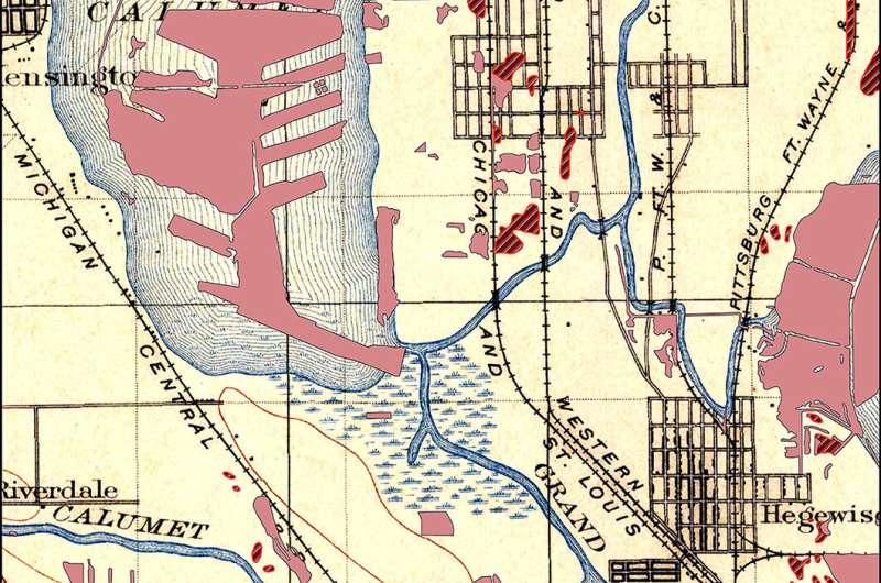 Study examines impact of Chicago River reversal on region's aquatic environments, fauna