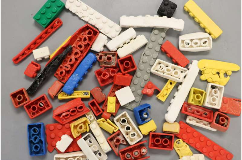 Study suggests LEGO bricks could survive in ocean for up to 1,300 years