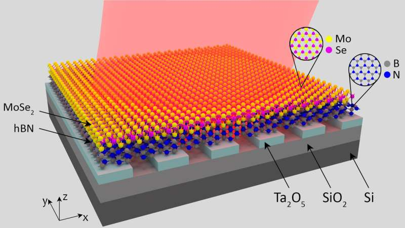 Researchers Demonstrate a Platform for Future Optical Transistors