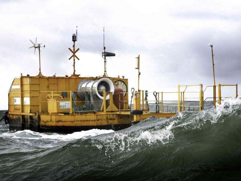 Researchers identify which West Coast regions hold greatest wave energy potential