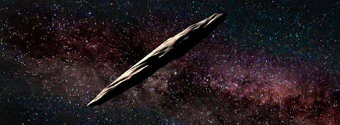 Scientists Determine 'Oumuamua Isn't Made From Molecular Hydrogen Ice After All