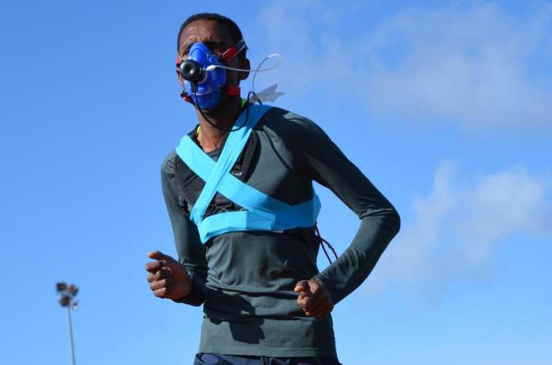 Study reveals physical demands of two-hour marathon