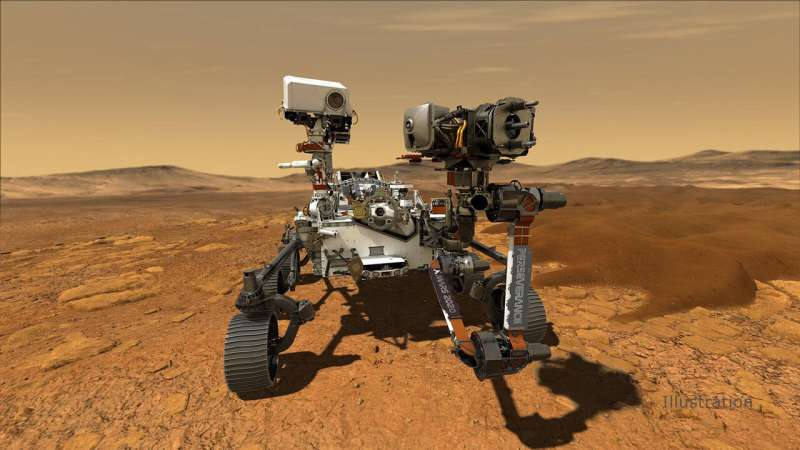 7 Things to Know About the Mars 2020 Perseverance Rover Mission