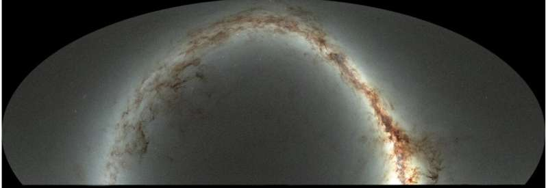Astronomers produce largest 3-D catalog of galaxies