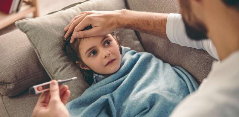 Coronavirus or just a common cold? What to do when your child gets sick this winter