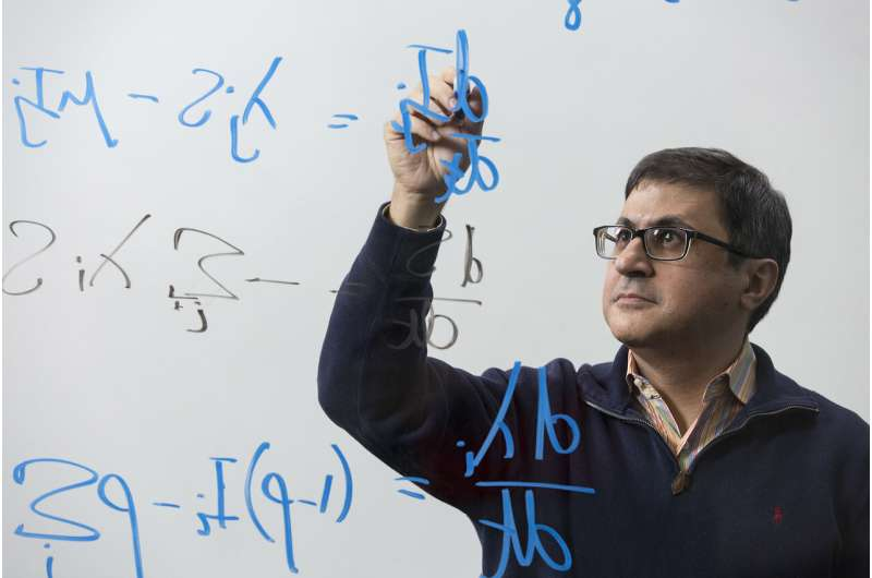 New algorithm signals a possible disease resurgence