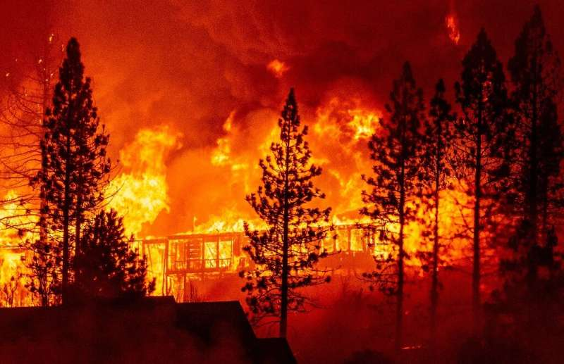 Climate change has been proven to amplify droughts that dry out regions, creating ideal conditions for wildfires to spread out-o