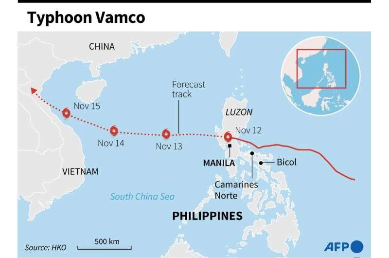 Tropical Storm Vamco