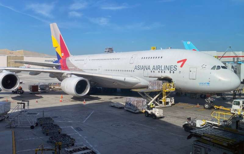 A $2.1 billion takeover plan for Asiana Airlines has collapsed