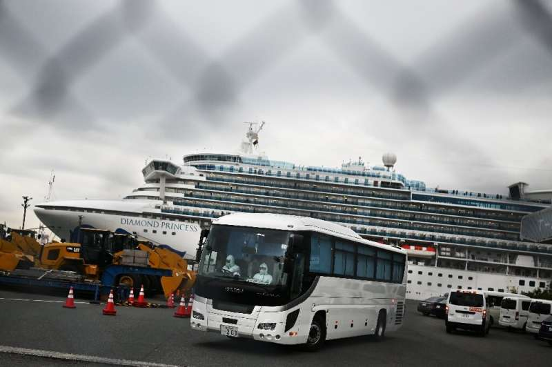 About 3,600 people are quarantined on the Diamond Princess docked in Japan. The US says it will evacuate Americans stranded on t