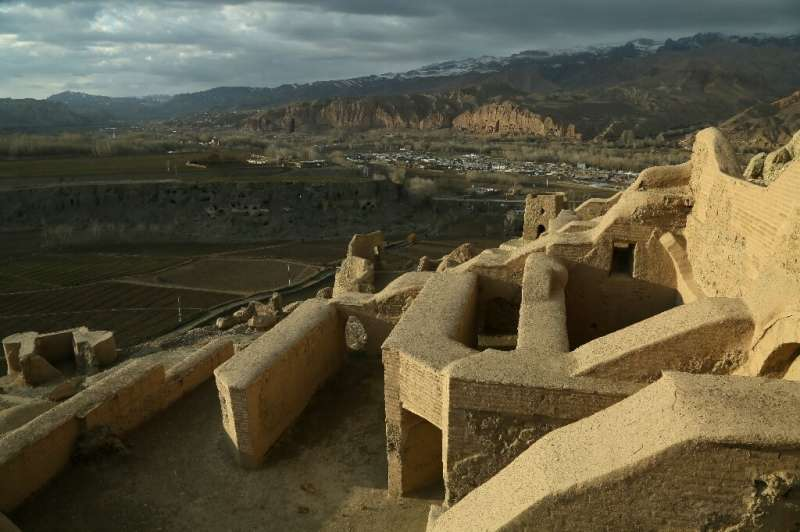 After bearing the brunt of jihadist dynamite and looting by thieves, the archaeological treasures of Afghanistan's Bamiyan provi