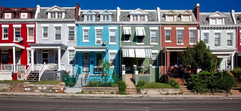 A government program that reduces mortgage defaults